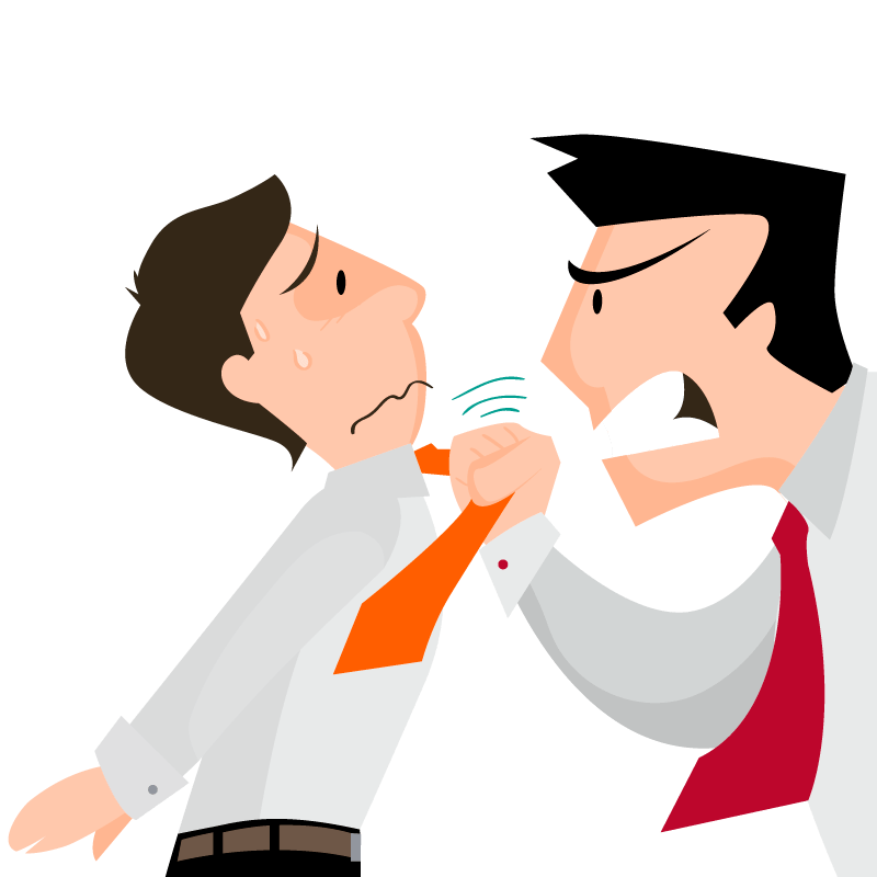 ¿Cómo tratar a un cliente agresivo?