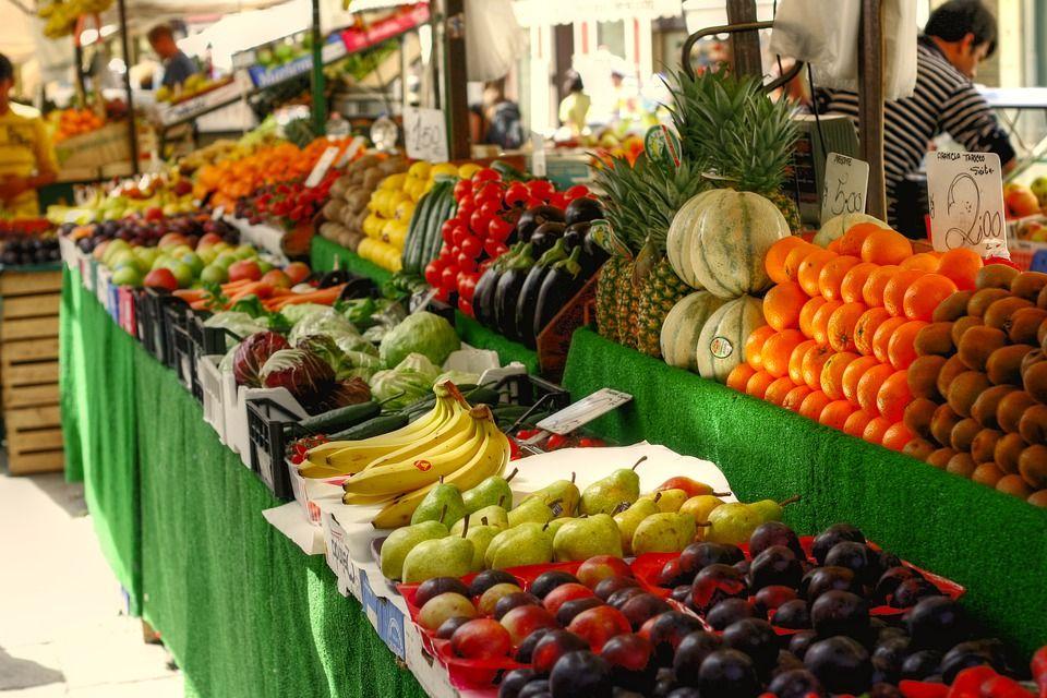 Cómo promocionar una frutería.